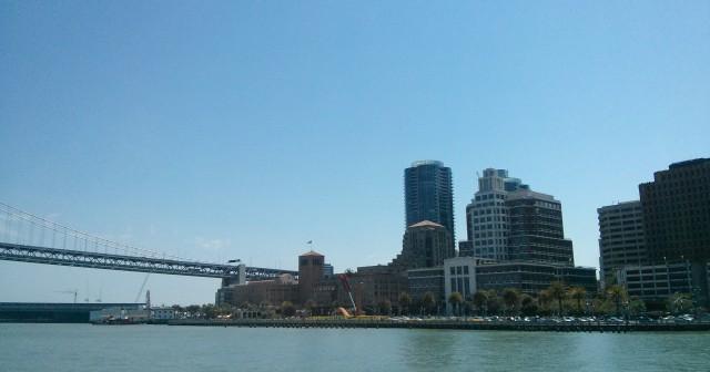 Embarcadero from Pier 14