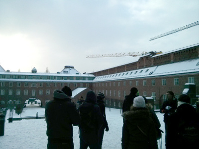 KTH campus tour